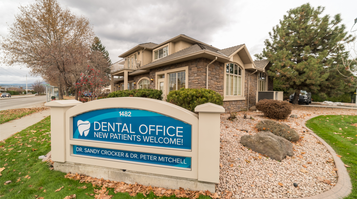 Dentist Kelowna | Dr. Sandy Crocker, Dr. Peter Mitchell |